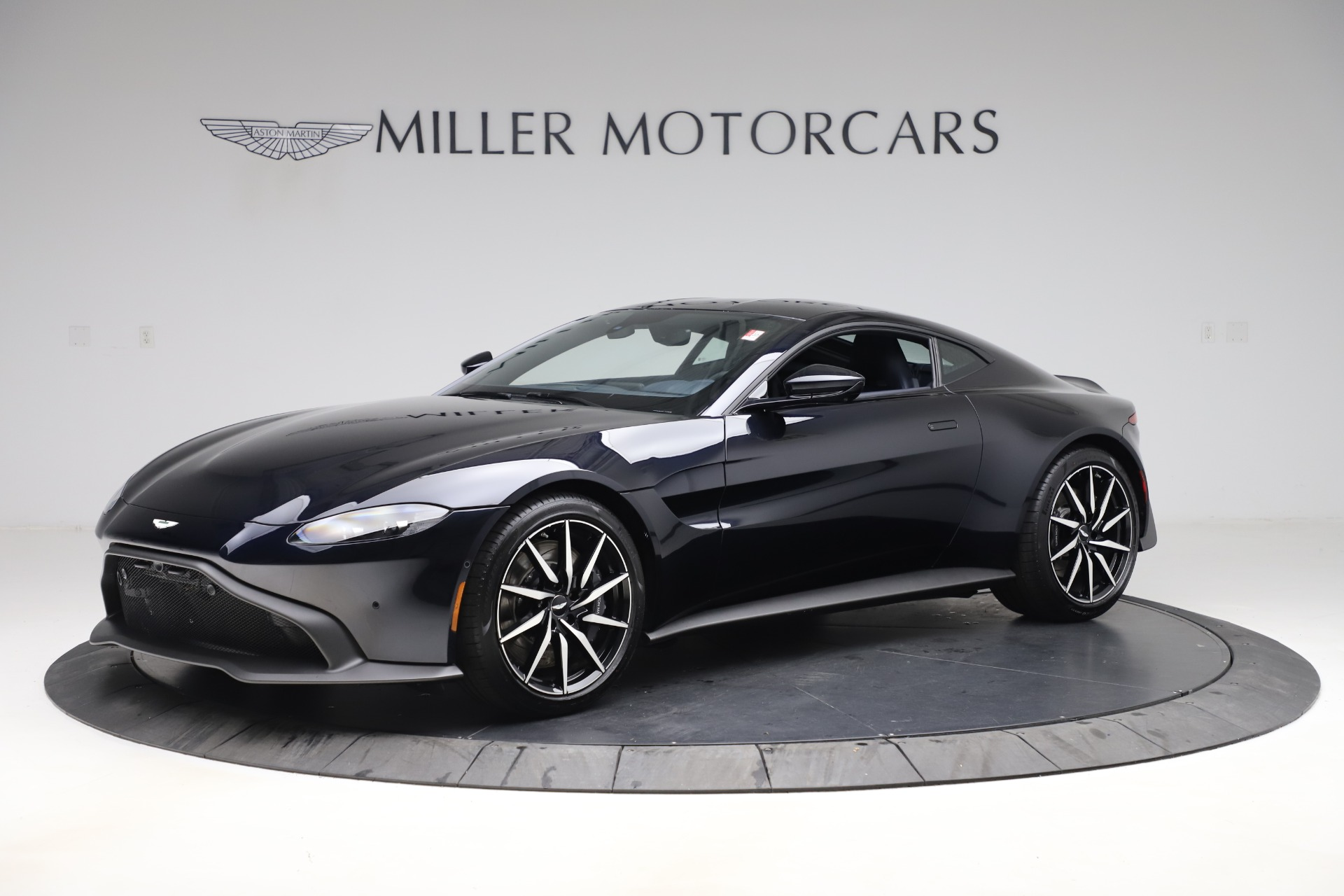 New 2020 Aston Martin Vantage Coupe for sale $177,609 at Maserati of Westport in Westport CT 06880 1