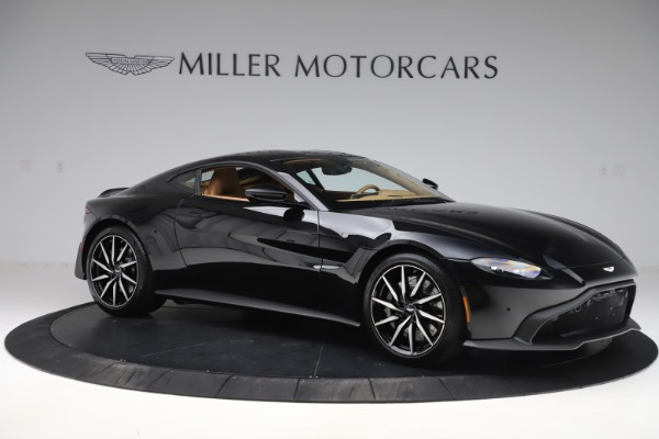 New 2020 Aston Martin Vantage Coupe for sale $183,954 at Maserati of Westport in Westport CT 06880 10