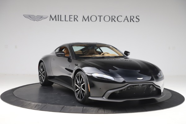 New 2020 Aston Martin Vantage Coupe for sale $183,954 at Maserati of Westport in Westport CT 06880 11