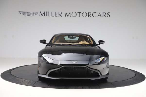 New 2020 Aston Martin Vantage Coupe for sale $183,954 at Maserati of Westport in Westport CT 06880 12
