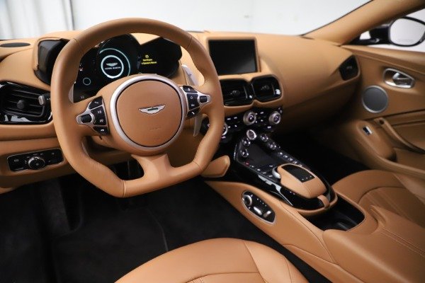 New 2020 Aston Martin Vantage Coupe for sale $183,954 at Maserati of Westport in Westport CT 06880 13