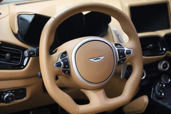 New 2020 Aston Martin Vantage Coupe for sale $183,954 at Maserati of Westport in Westport CT 06880 16