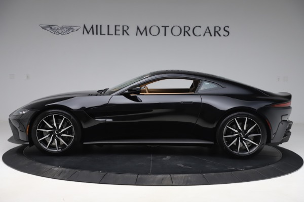 New 2020 Aston Martin Vantage Coupe for sale $183,954 at Maserati of Westport in Westport CT 06880 3