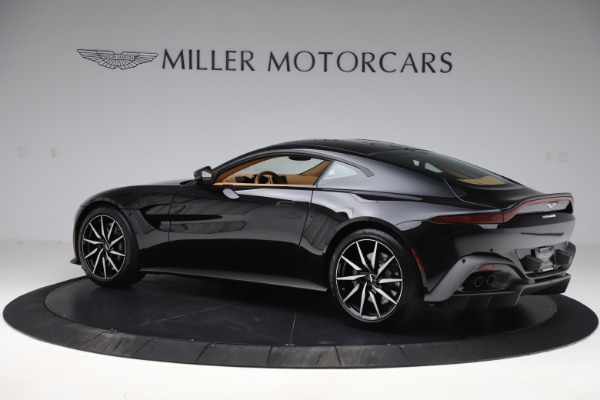 New 2020 Aston Martin Vantage Coupe for sale $183,954 at Maserati of Westport in Westport CT 06880 4