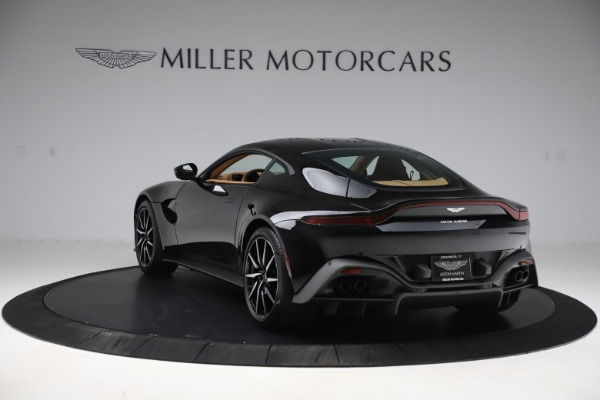 New 2020 Aston Martin Vantage Coupe for sale $183,954 at Maserati of Westport in Westport CT 06880 5