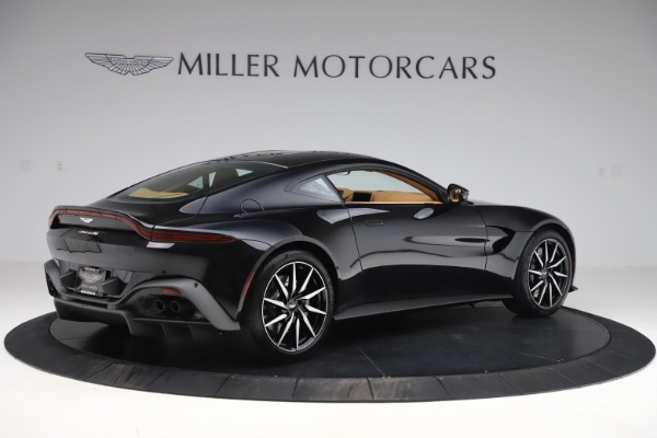 New 2020 Aston Martin Vantage Coupe for sale $183,954 at Maserati of Westport in Westport CT 06880 8