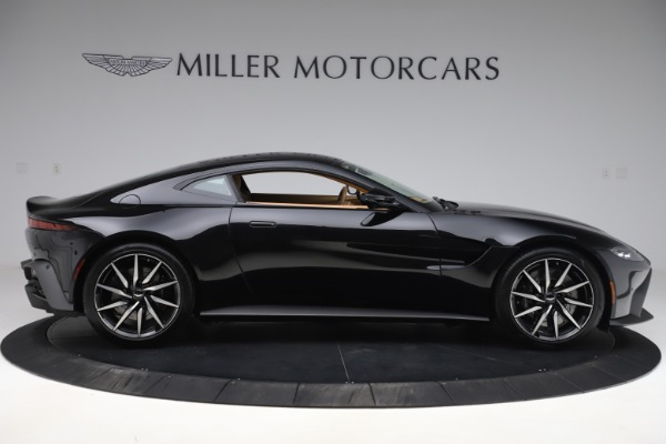 New 2020 Aston Martin Vantage Coupe for sale $183,954 at Maserati of Westport in Westport CT 06880 9