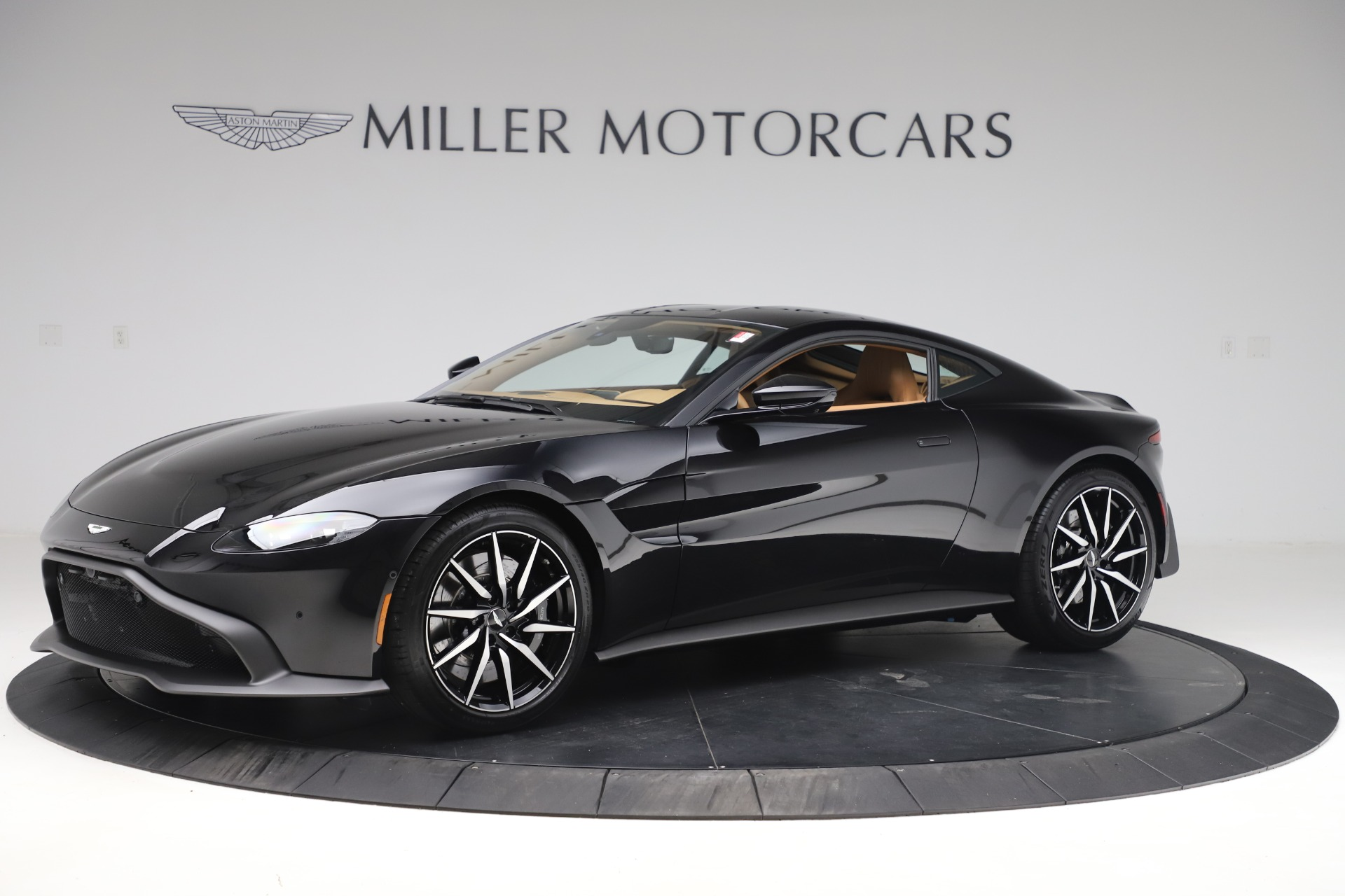 New 2020 Aston Martin Vantage Coupe for sale $183,954 at Maserati of Westport in Westport CT 06880 1