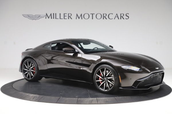 New 2020 Aston Martin Vantage Coupe for sale $184,787 at Maserati of Westport in Westport CT 06880 10