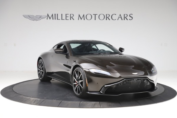New 2020 Aston Martin Vantage Coupe for sale $184,787 at Maserati of Westport in Westport CT 06880 11