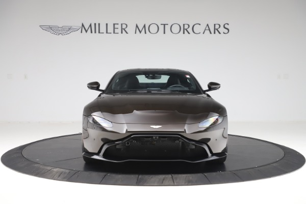 New 2020 Aston Martin Vantage Coupe for sale $184,787 at Maserati of Westport in Westport CT 06880 12