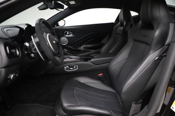 New 2020 Aston Martin Vantage for sale $184,787 at Maserati of Westport in Westport CT 06880 14