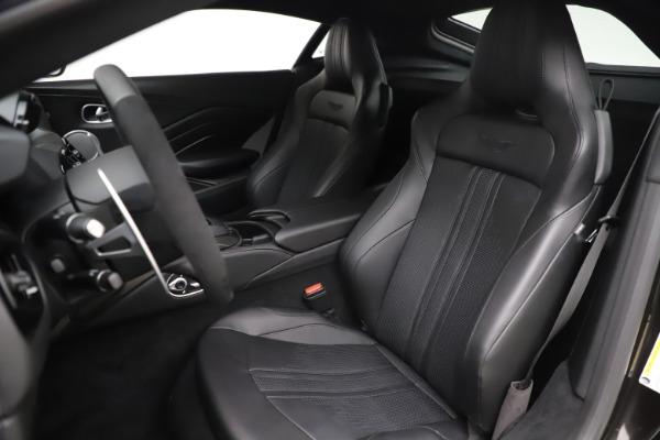 New 2020 Aston Martin Vantage for sale $184,787 at Maserati of Westport in Westport CT 06880 15