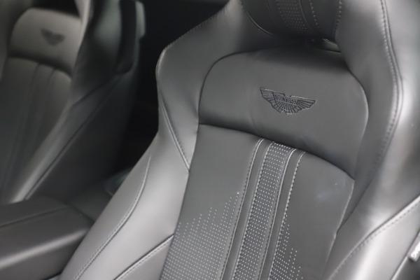 New 2020 Aston Martin Vantage for sale $184,787 at Maserati of Westport in Westport CT 06880 16