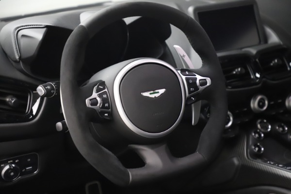 New 2020 Aston Martin Vantage Coupe for sale $184,787 at Maserati of Westport in Westport CT 06880 17