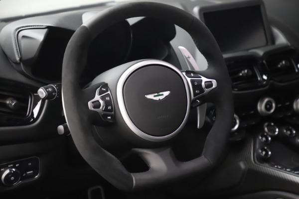 New 2020 Aston Martin Vantage for sale $184,787 at Maserati of Westport in Westport CT 06880 17