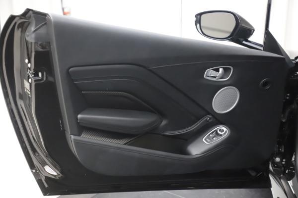 New 2020 Aston Martin Vantage for sale $184,787 at Maserati of Westport in Westport CT 06880 18