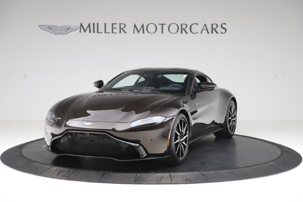 New 2020 Aston Martin Vantage Coupe for sale $184,787 at Maserati of Westport in Westport CT 06880 2