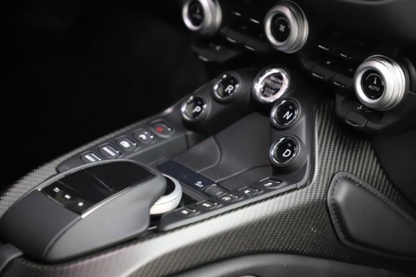 New 2020 Aston Martin Vantage for sale $184,787 at Maserati of Westport in Westport CT 06880 22