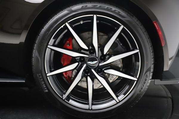 New 2020 Aston Martin Vantage for sale $184,787 at Maserati of Westport in Westport CT 06880 23