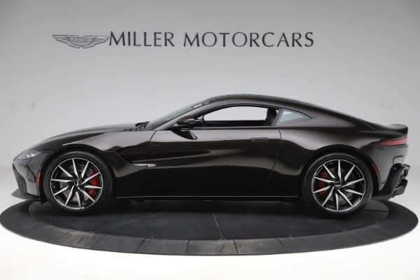 New 2020 Aston Martin Vantage Coupe for sale $184,787 at Maserati of Westport in Westport CT 06880 3
