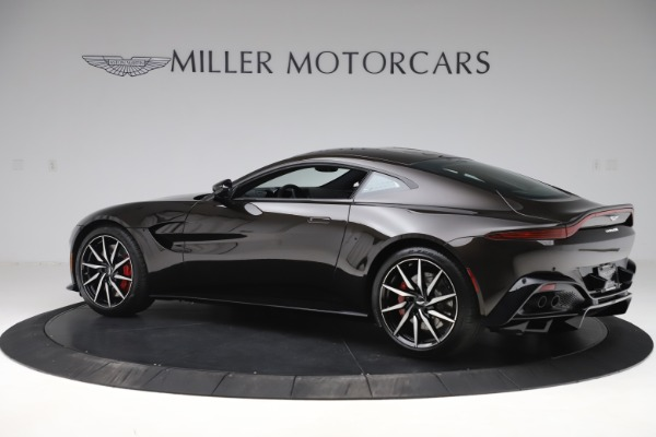 New 2020 Aston Martin Vantage Coupe for sale $184,787 at Maserati of Westport in Westport CT 06880 4