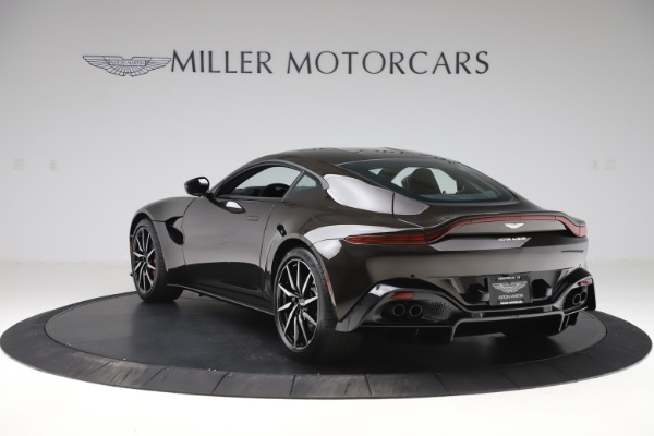New 2020 Aston Martin Vantage Coupe for sale $184,787 at Maserati of Westport in Westport CT 06880 5
