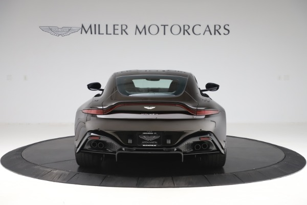 New 2020 Aston Martin Vantage Coupe for sale $184,787 at Maserati of Westport in Westport CT 06880 6