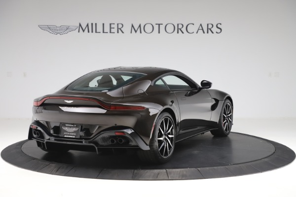 New 2020 Aston Martin Vantage Coupe for sale $184,787 at Maserati of Westport in Westport CT 06880 7
