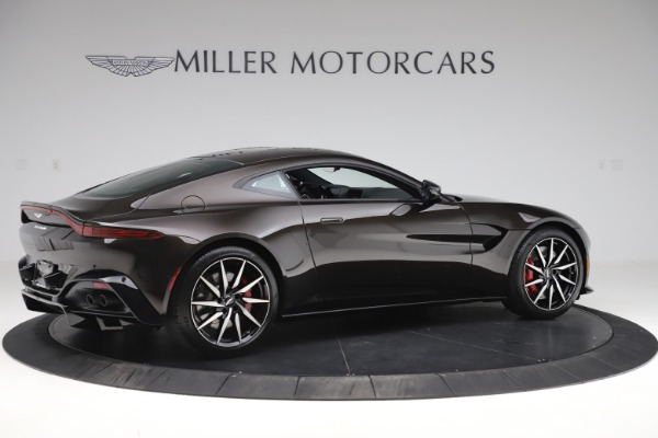 New 2020 Aston Martin Vantage Coupe for sale $184,787 at Maserati of Westport in Westport CT 06880 8