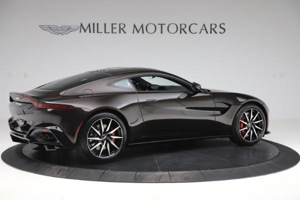 New 2020 Aston Martin Vantage for sale $184,787 at Maserati of Westport in Westport CT 06880 8
