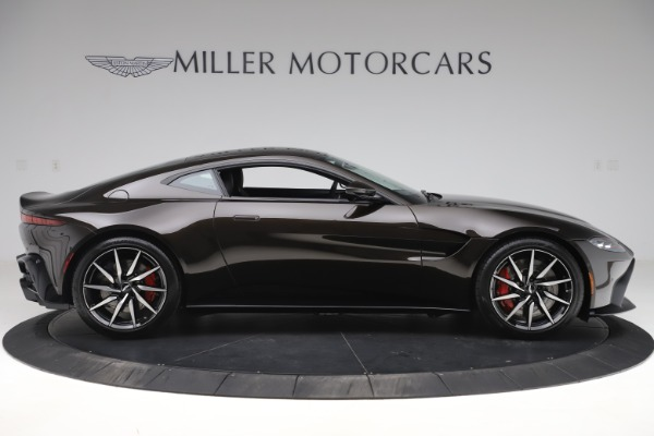 New 2020 Aston Martin Vantage Coupe for sale $184,787 at Maserati of Westport in Westport CT 06880 9