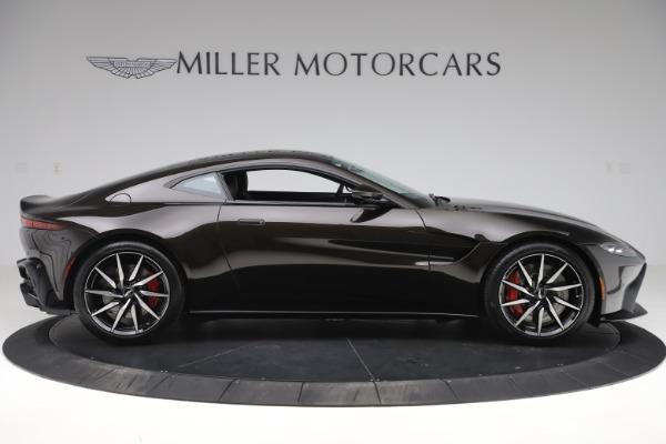New 2020 Aston Martin Vantage for sale $184,787 at Maserati of Westport in Westport CT 06880 9