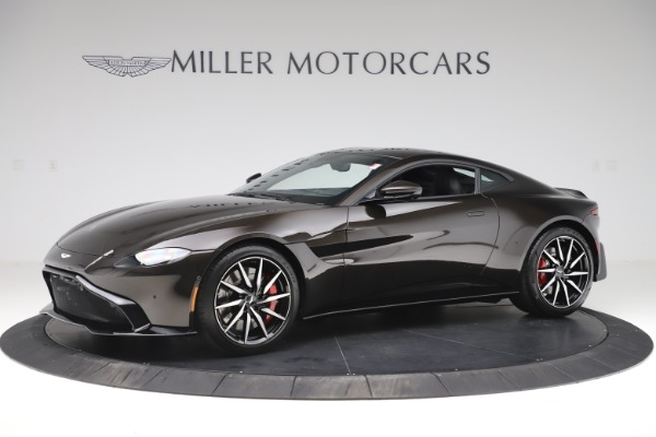 New 2020 Aston Martin Vantage Coupe for sale $184,787 at Maserati of Westport in Westport CT 06880 1