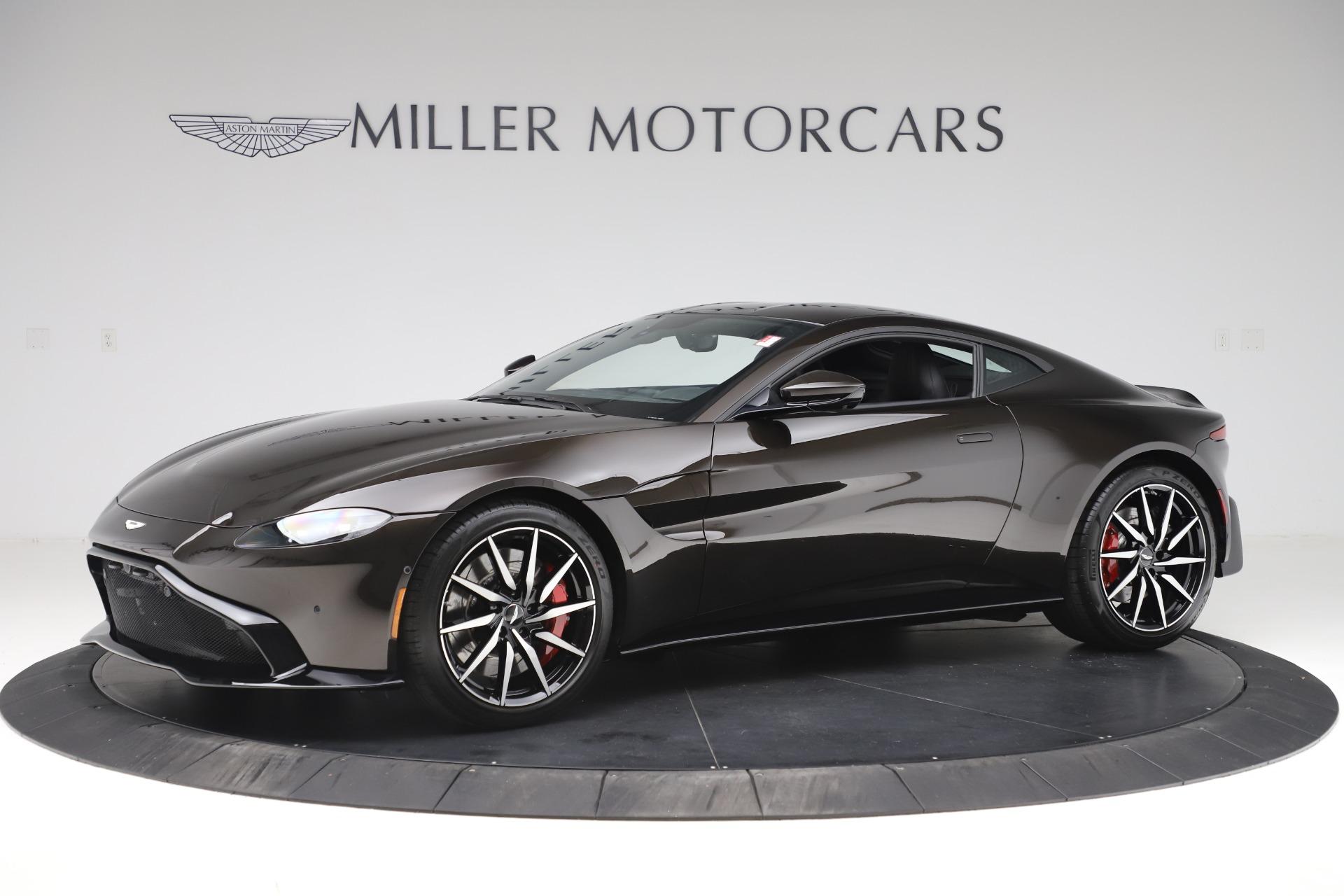 New 2020 Aston Martin Vantage for sale $184,787 at Maserati of Westport in Westport CT 06880 1