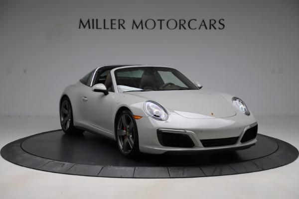 Used 2018 Porsche 911 Targa 4S for sale $134,900 at Maserati of Westport in Westport CT 06880 11