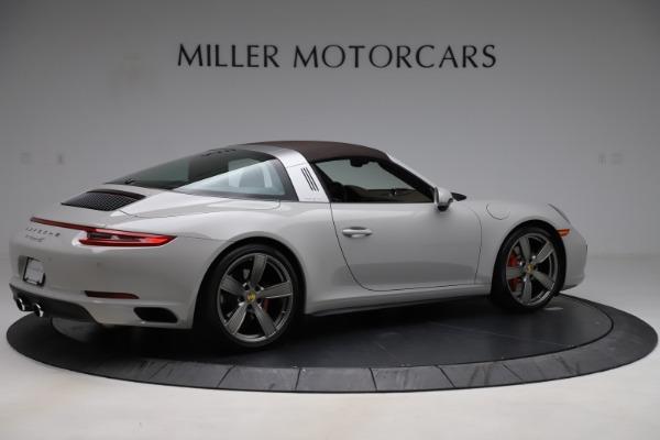 Used 2018 Porsche 911 Targa 4S for sale $134,900 at Maserati of Westport in Westport CT 06880 14