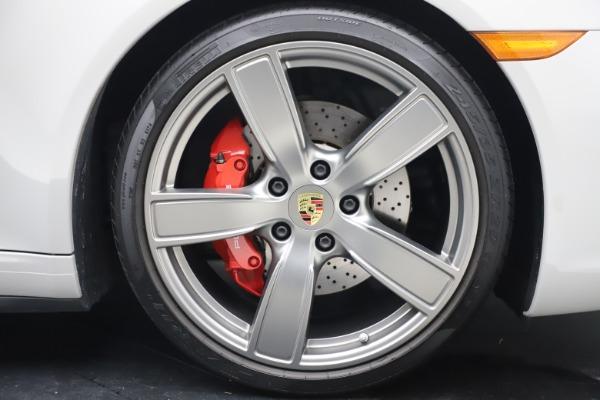 Used 2018 Porsche 911 Targa 4S for sale $134,900 at Maserati of Westport in Westport CT 06880 28