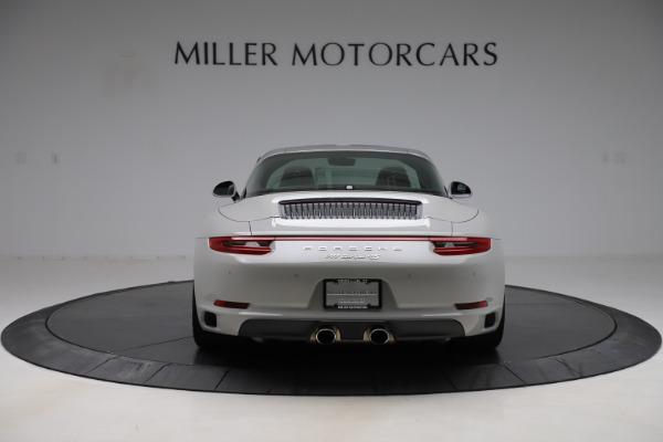 Used 2018 Porsche 911 Targa 4S for sale $134,900 at Maserati of Westport in Westport CT 06880 6