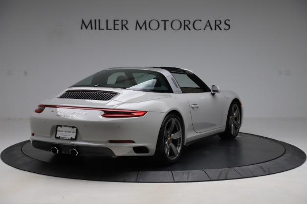 Used 2018 Porsche 911 Targa 4S for sale $134,900 at Maserati of Westport in Westport CT 06880 7