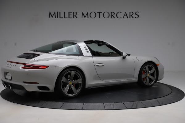 Used 2018 Porsche 911 Targa 4S for sale $134,900 at Maserati of Westport in Westport CT 06880 8