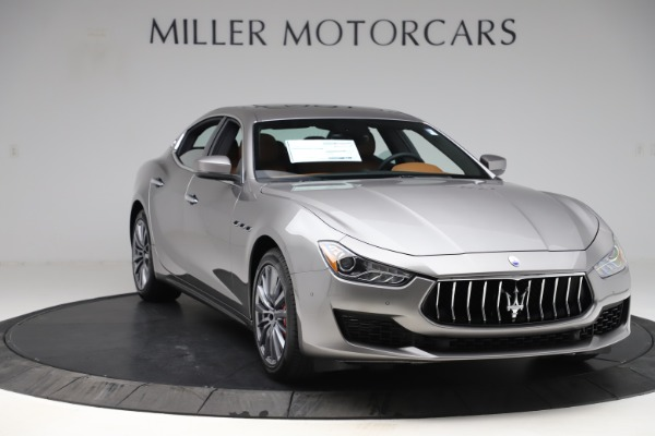 New 2020 Maserati Ghibli S Q4 for sale $79,985 at Maserati of Westport in Westport CT 06880 11