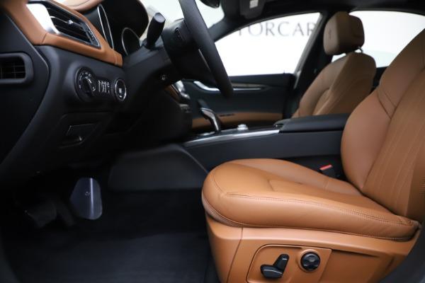 New 2020 Maserati Ghibli S Q4 for sale $79,985 at Maserati of Westport in Westport CT 06880 14