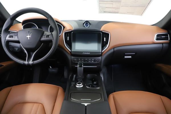 New 2020 Maserati Ghibli S Q4 for sale $79,985 at Maserati of Westport in Westport CT 06880 16