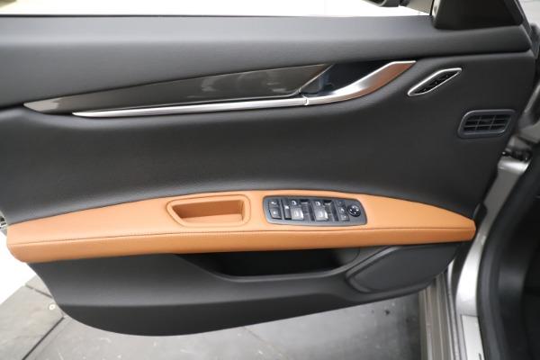 New 2020 Maserati Ghibli S Q4 for sale $79,985 at Maserati of Westport in Westport CT 06880 17