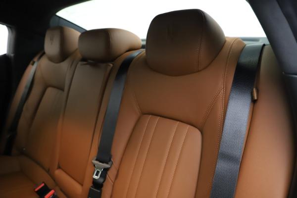 New 2020 Maserati Ghibli S Q4 for sale $79,985 at Maserati of Westport in Westport CT 06880 18