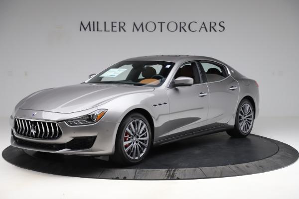 New 2020 Maserati Ghibli S Q4 for sale $79,985 at Maserati of Westport in Westport CT 06880 2