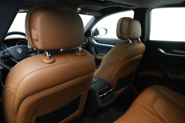 New 2020 Maserati Ghibli S Q4 for sale $79,985 at Maserati of Westport in Westport CT 06880 20