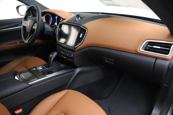 New 2020 Maserati Ghibli S Q4 for sale $79,985 at Maserati of Westport in Westport CT 06880 22