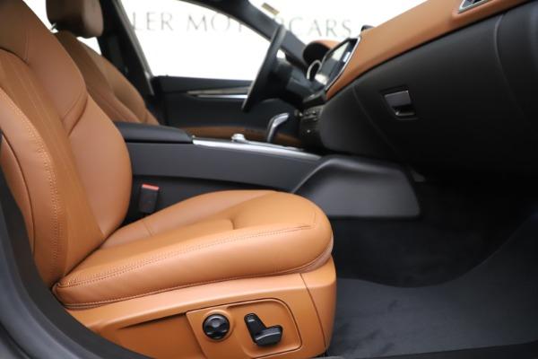 New 2020 Maserati Ghibli S Q4 for sale $79,985 at Maserati of Westport in Westport CT 06880 23